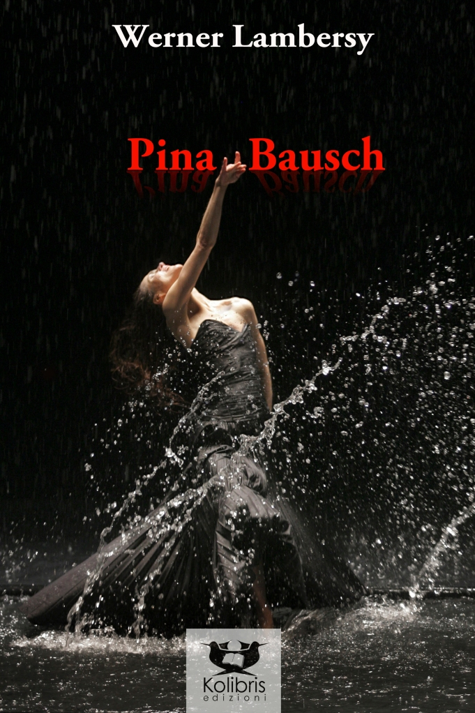 France - Pina Bausch at the Theatre de la Ville