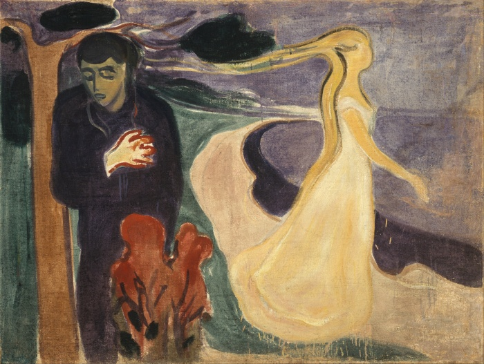 Edvard Munch, Separation